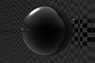 Black Checkers by Benedikt Amrhein