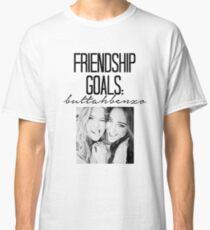 Freundschaftsziele; ButtahBenzo Classic T-Shirt