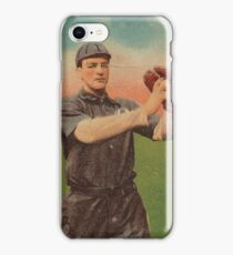 Benjamin K Edwards Collection Danzig Sacramento Team baseball card portrait iPhone Case/Skin