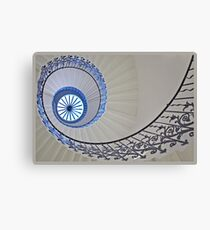 Magic of the Spiral Canvas Print