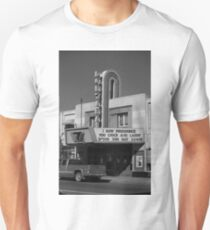 Miles City, Montana - Theater T-Shirt