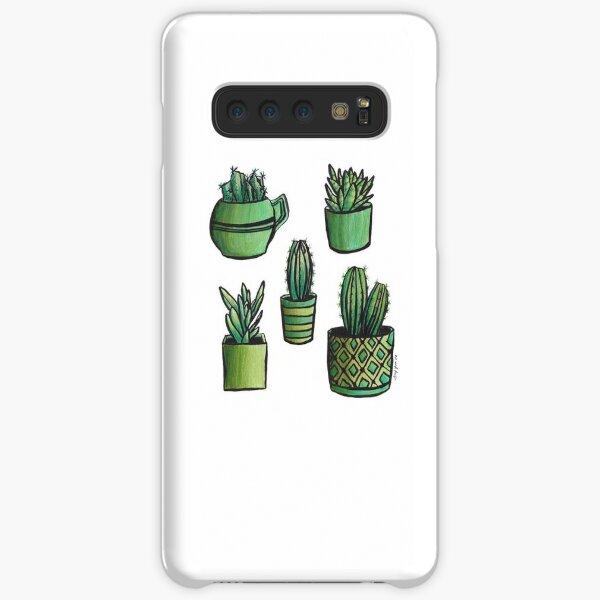 Cacti & Succulents Samsung Galaxy Snap Case