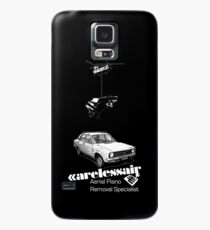 Careless Air (dark shirt) Case/Skin for Samsung Galaxy