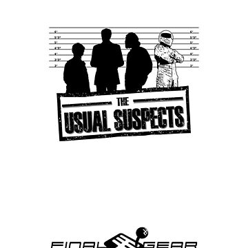 The Usual Suspects by finalgear