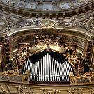 Italian pipe organ by Jenny Setchell