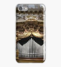 Italian pipe organ iPhone Case/Skin