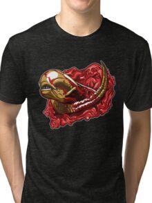 Chestburster B 2 Tri-blend T-Shirt
