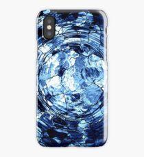 Blue Web iPhone Case/Skin