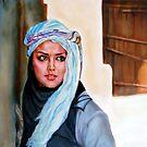 A beautiful Arabian by Hidemi Tada