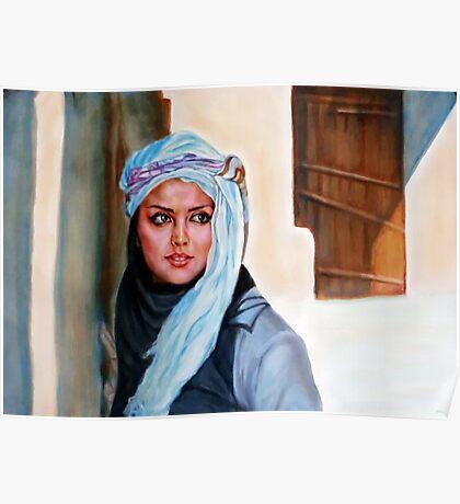 A beautiful Arabian Poster