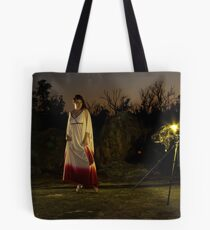 """Behind the scenes """"Initiation shoot"""" Tote Bag"""