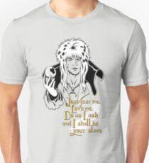 Jareth, The Goblin King T-Shirt