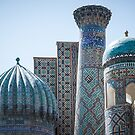 Architecture of Uzbekistan by smilyjay