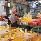 Tel Aviv Market by Patricia127