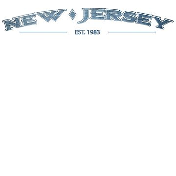 New Jersey II by ChungThing