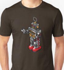 Tin toy robot T-Shirt