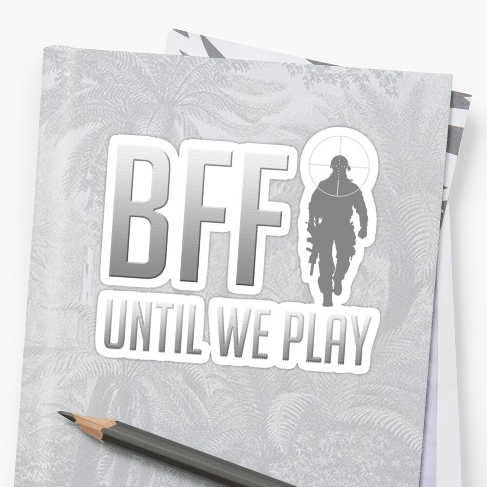BFF - Until We Play by bungeecow