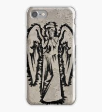 Weeping Graffiti iPhone Case/Skin