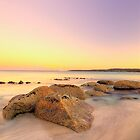Bay of Fires Sunrise - Tasmania by highlux