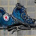 well worn heroes by Loui  Jover