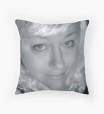 Wishing my dearest Friends on RedBubble a Christmas full of Love and may 2012 be a year when Dreams become Real Throw Pillow