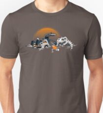 88 Million Years Ago... Unisex T-Shirt