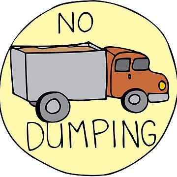 No Dumping by mamisarah
