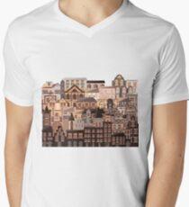 Moonlight Homes Men's V-Neck T-Shirt