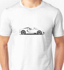 2011 Bugatti Veyron 16.4 Grand Sport Sang Blanc T-Shirt