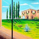 Tuscany by Barbie Hardrock