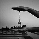 Paris Je T'aime by Peppedam