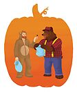 Bearoween by Cody Shipman
