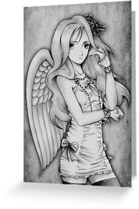 Winged Lolita by MissCake