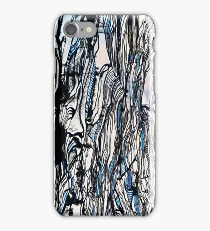Flooded Rice Fields iPhone Case/Skin