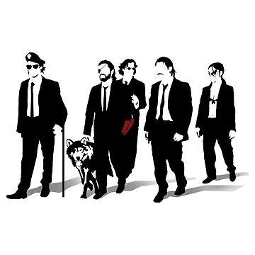 Diamond Dogs by ItokoDesign