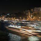 Down on the river side by Aleksandar Topalovic