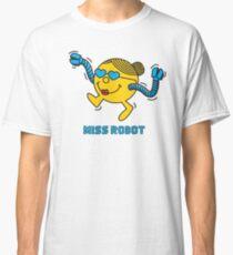 Miss Robot Classic T-Shirt
