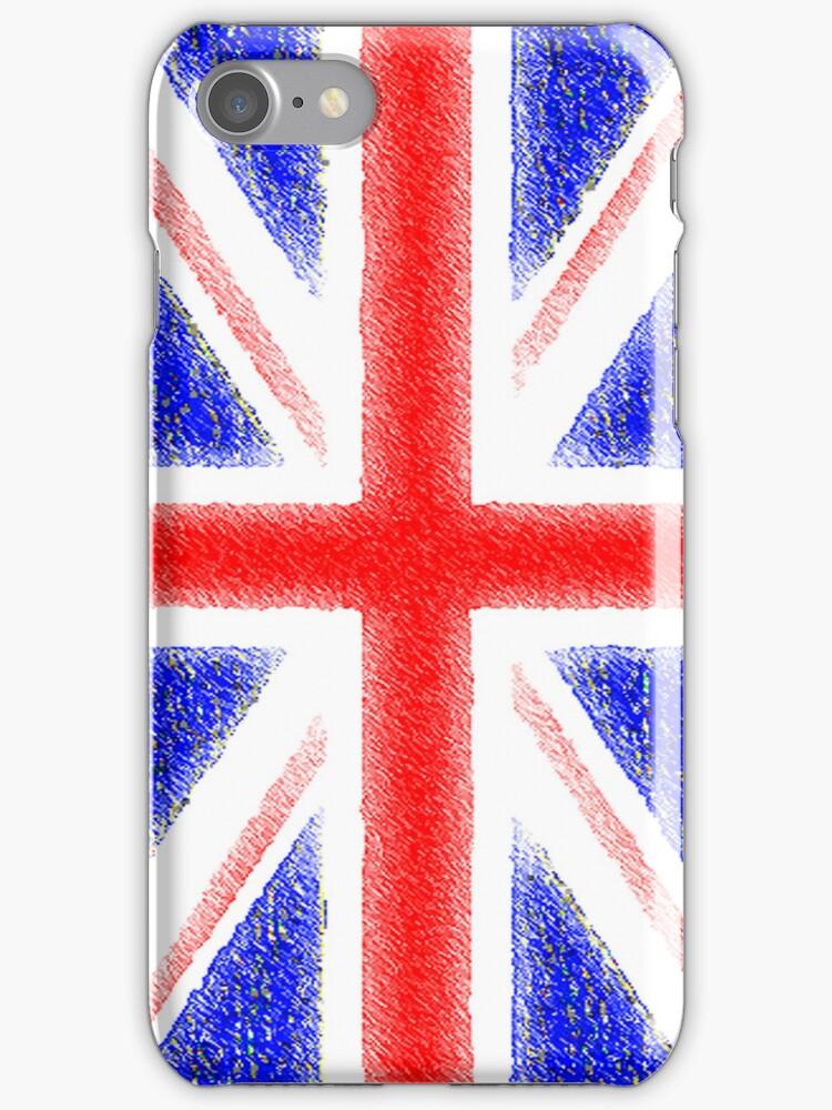 British Flag by brattigrl