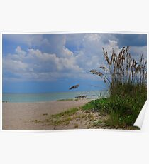 Tranquil Beach Poster