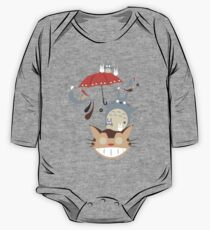 Neighborhood Friends Umbrella One Piece - Long Sleeve