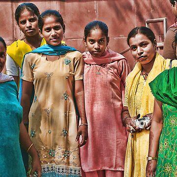Life in India V by HappyDesigner