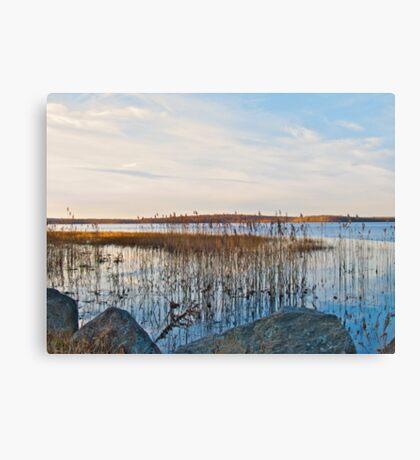 Worden's Pond - Series - NWb - Southern Rhode Island Canvas Print
