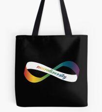 Neurodiversity Möbius Tote Bag