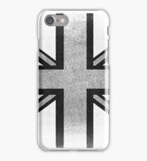 Vintage British Flag iPhone Case/Skin
