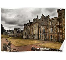 Abbotsford House (2) Poster