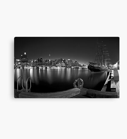 Settled in Retirement Canvas Print