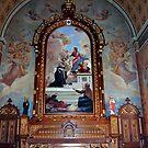St Ildephonsus Chapel, New Norcia, Western Australia by Adrian Paul