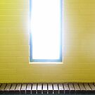 let there be blinding light. by geof