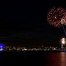 Lighting Up Geelong by paulmcardle