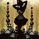 Cirque A Circa II by Bethalynne Bajema